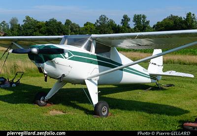 Pierre GILLARD: Private Aircraft - Avions privés : U.S.A. &emdash; 2015-603754