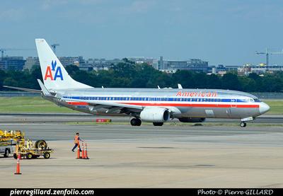 Pierre GILLARD: American Airlines & American Eagle &emdash; 2015-413519