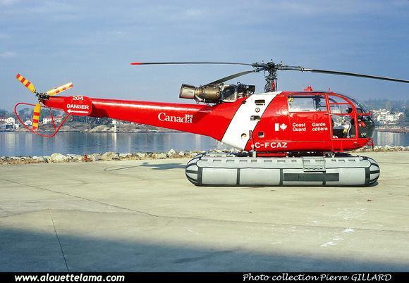 Pierre GILLARD: Canada - Coast Guard - Garde côtière &emdash; 001521