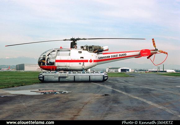 Pierre GILLARD: Canada - Coast Guard - Garde côtière &emdash; 004997