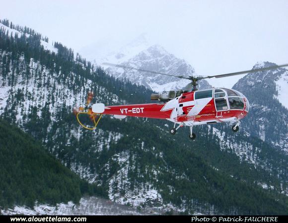 Pierre GILLARD: India - Himalayan Heli Services &emdash; 001166