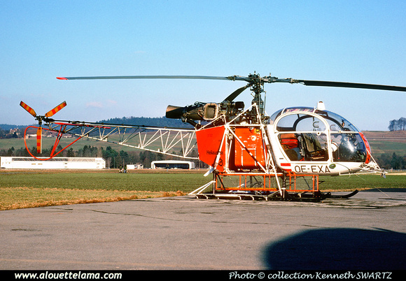 Pierre GILLARD: Austria - Heliaustria &emdash; 004924