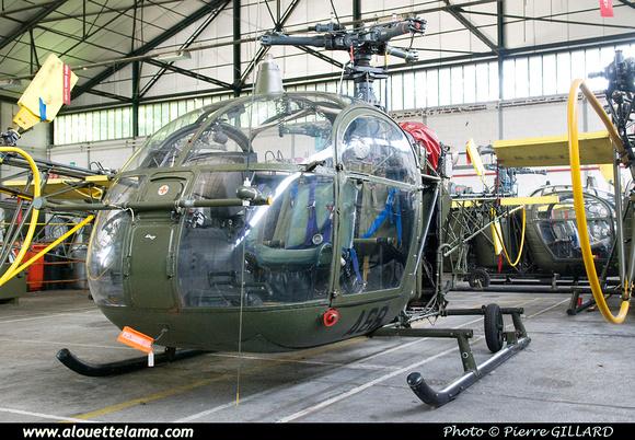 Pierre GILLARD: Aéronefs : Alouette II Astazou &emdash; A68-003678