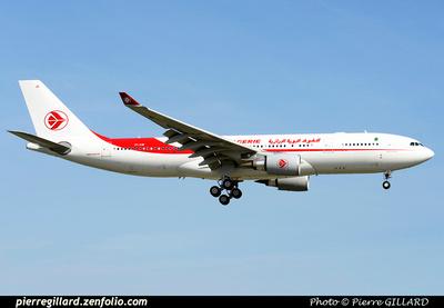 Pierre GILLARD: Air Algérie &emdash; 2015-410499