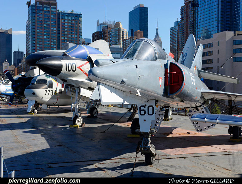 Pierre GILLARD: U.S.A. : USS Intrepid Air & Sea Museum - New York &emdash; 2015-606078
