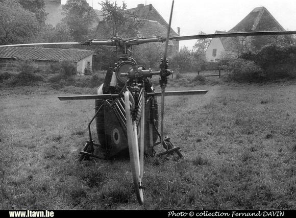 Pierre GILLARD: Aéronefs : Alouette II Artouste &emdash; A38-030055