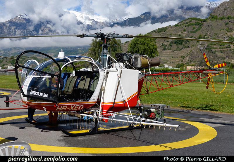 Pierre GILLARD: 2015-05-02 - 50 ans d'Air Glaciers à Sion &emdash; 2015-600126
