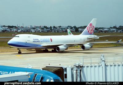Pierre GILLARD: China Airlines &emdash; 2015-507681