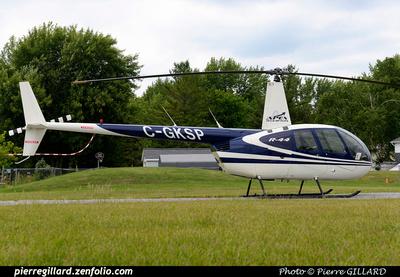 Pierre GILLARD: Canada - Apex Helicopters &emdash; 2014-403717