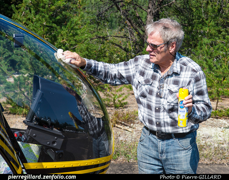 Pierre GILLARD: 2016-09-03 et 04 - RVA camping improvisé à Casey &emdash; 2016-609307