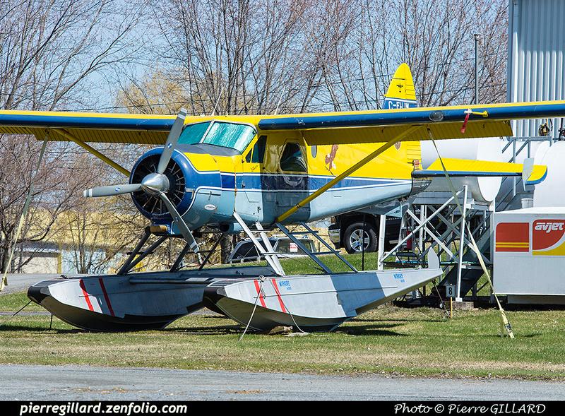 Pierre GILLARD: De Havilland Canada &emdash; 2016-416224