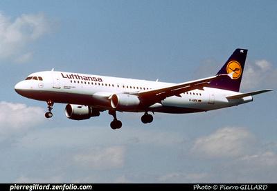 Pierre GILLARD: Lufthansa &emdash; 007861