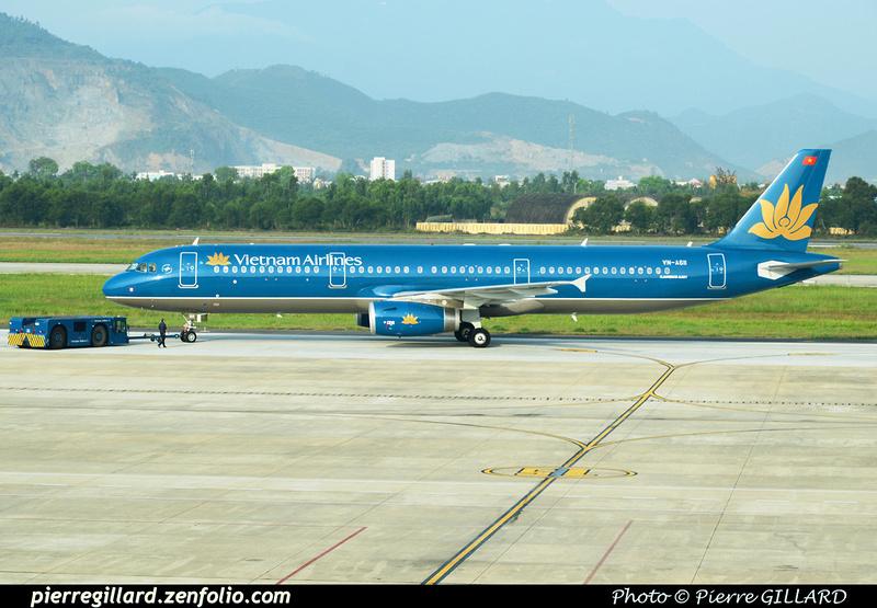 Pierre GILLARD: Vietnam Airlines &emdash; 2015-506503