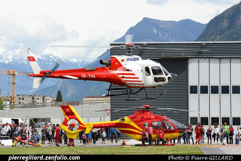 Pierre GILLARD: 2015-05-02 - 50 ans d'Air Glaciers à Sion &emdash; 2015-407476