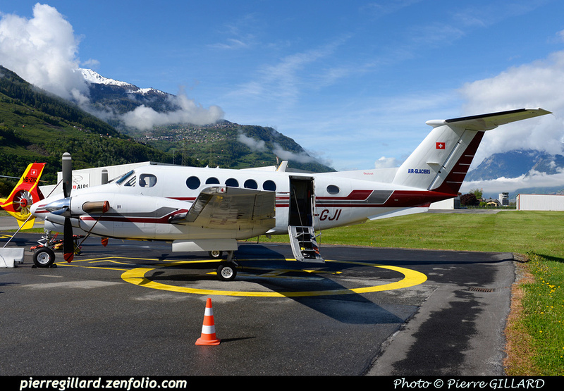 Pierre GILLARD: 2015-05-02 - 50 ans d'Air Glaciers à Sion &emdash; 2015-600091