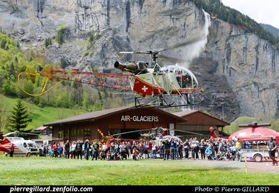 Pierre GILLARD: 2015-05-09 - 50 ans d'Air Glaciers à Lauterbrunnen &emdash; 2015-601273