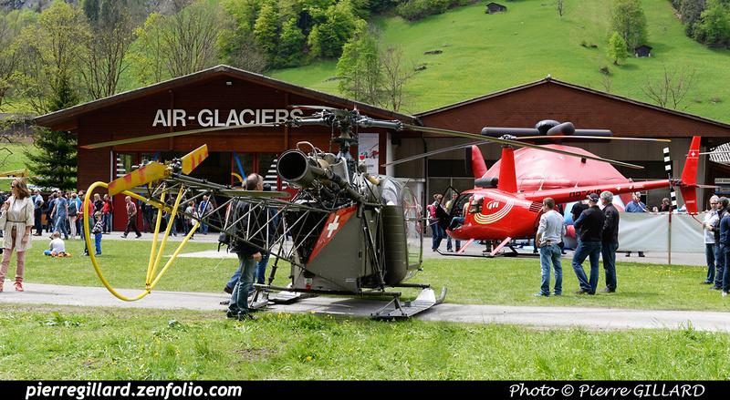 Pierre GILLARD: 2015-05-09 - 50 ans d'Air Glaciers à Lauterbrunnen &emdash; 2015-601294