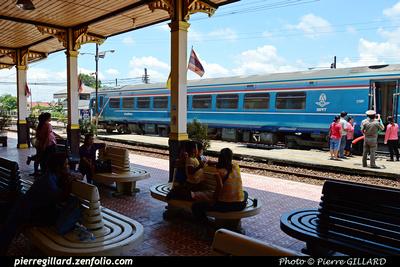 Pierre GILLARD: Thaïlande : State Railway of Thailand - การรถไฟแห่งประเทศไทย &emdash; 2016-515077