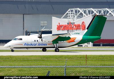 Pierre GILLARD: Provincial Airlines &emdash; 2015-410417