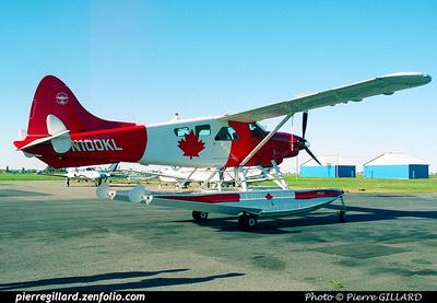 Pierre GILLARD: De Havilland Canada &emdash; 2001-060-6-16