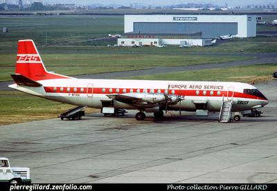 Pierre GILLARD: Europe Aero Service &emdash; 007836