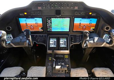 Pierre GILLARD: Cessna 750 Citation X &emdash; 2015-410561