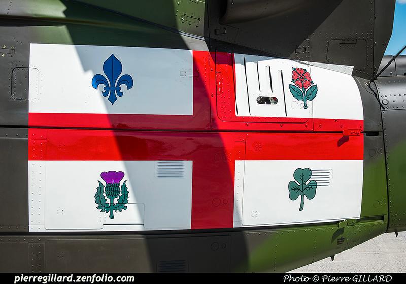 Pierre GILLARD: Canada - 438 Squadron - Escadron 438 &emdash; 2017-611042