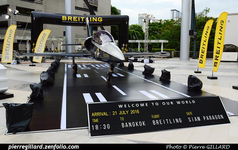 Pierre GILLARD: 2016-07-20 - Événement Breitling à Bangkok &emdash; 2016-514741
