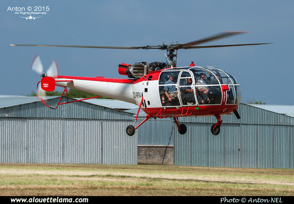 Pierre GILLARD: South Africa - Private Helicopters &emdash; 030203
