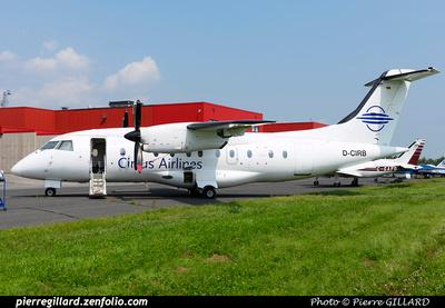 Pierre GILLARD: Dornier 328 D-CIRB &emdash; 2015-604930