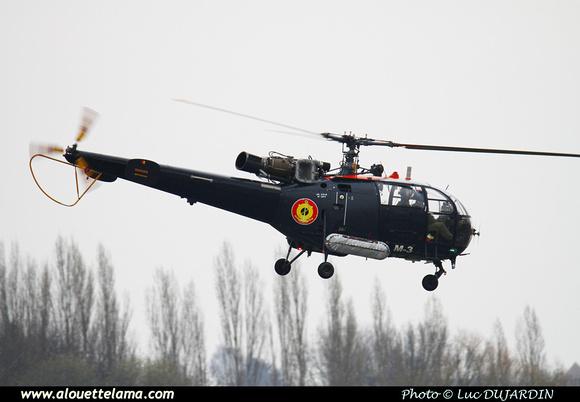 Pierre GILLARD: Alouette III &emdash; 005869