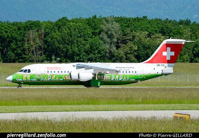 Pierre GILLARD: Swiss International Air Lines &emdash; 2015-409623