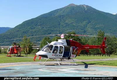 Pierre GILLARD: Italy - Giana Helicopter &emdash; 2015-601939