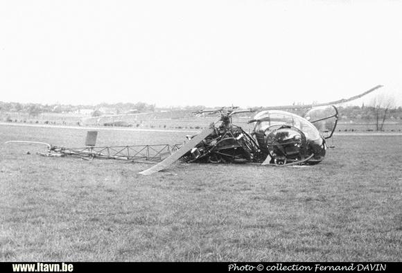 Pierre GILLARD: Aéronefs : Alouette II Artouste &emdash; A19-030031