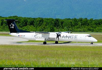 Pierre GILLARD: Austrian Airlines &emdash; 2015-409699