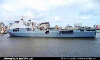 Pierre GILLARD: 2015-05-26 au 30 - HNLMS Karel Doorman à Montréal &emdash; 008687