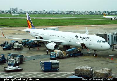 Pierre GILLARD: Philippines Airlines &emdash; 2014-501320