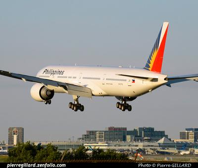 Pierre GILLARD: Philippines Airlines &emdash; 2014-402767