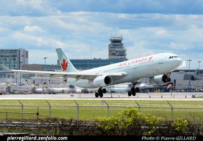 Pierre GILLARD: Air Canada &emdash; 2014-402036