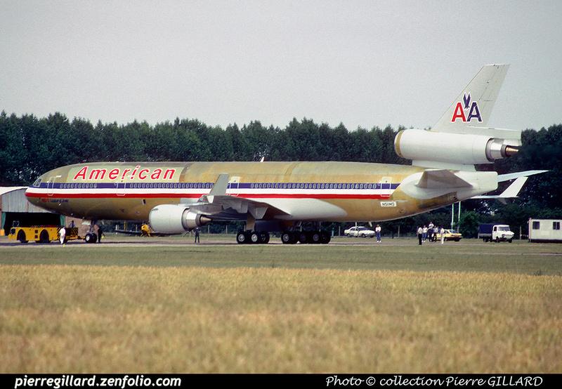 Pierre GILLARD: U.S.A. - McDonnell Douglas &emdash; 007897