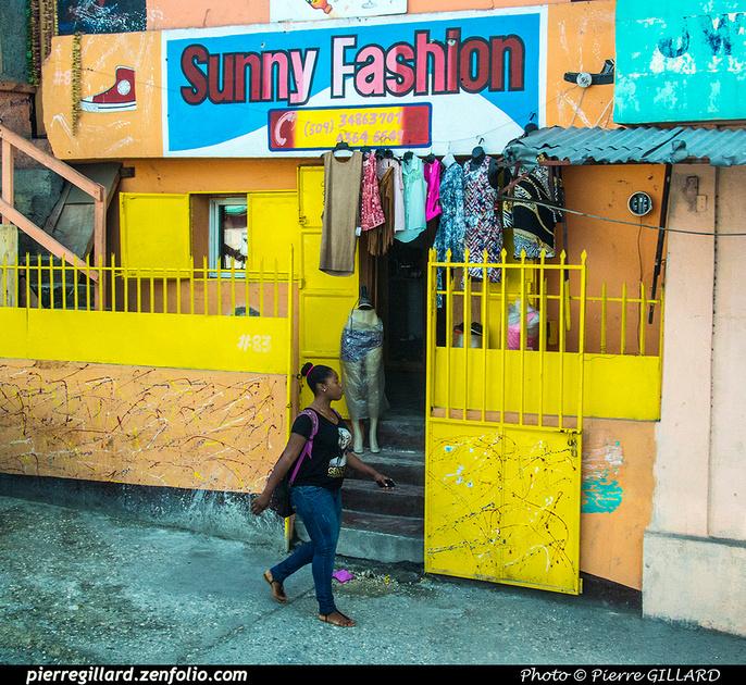Pierre GILLARD: Port-au-Prince (et environs) &emdash; 2017-519528