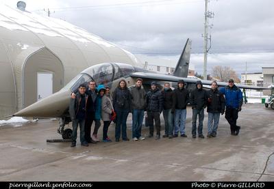 Pierre GILLARD: 2012-10-08 au 12 - Virée aéronautique au Québec &emdash; 2012-129382