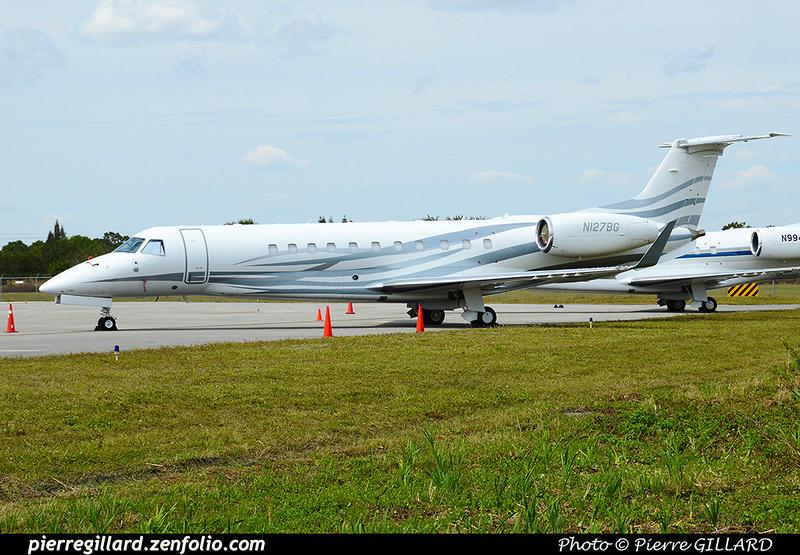 Pierre GILLARD: U.S.A. - Embraer Melbourne, FL &emdash; 2016-510241