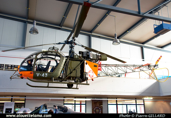 Pierre GILLARD: Switzerland - Musée de l'Aviation Militaire de Payerne - Clin d'Ailes &emdash; 2014-225176