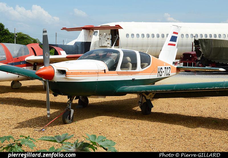 Pierre GILLARD: Thailand : Aircraft Flea Market Nakhon Pathom &emdash; 2016-513167