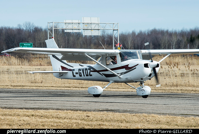 Pierre GILLARD: Private Aircraft - Avions privés : Canada &emdash; 2017-420110