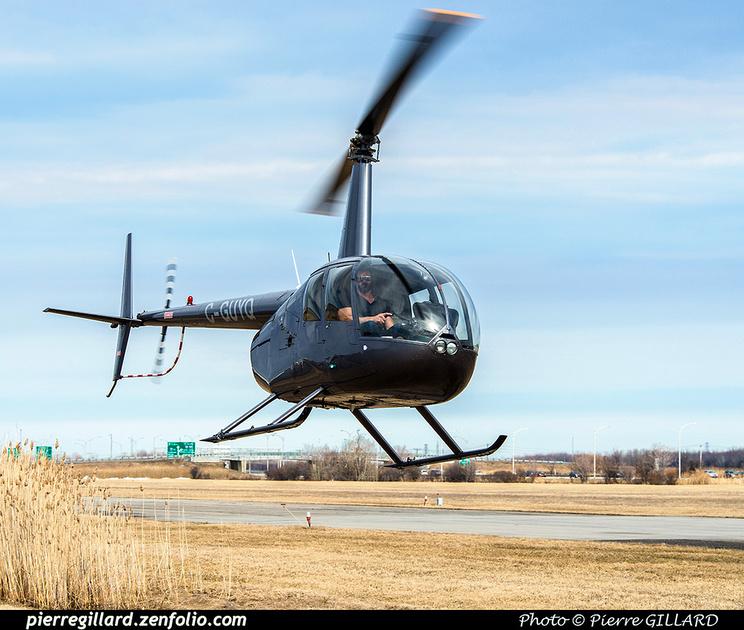 Pierre GILLARD: Canada - Robinson R44 C-GUYQ &emdash; 2017-420158