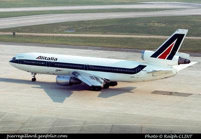 Pierre GILLARD: Alitalia &emdash; 005560