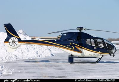 Pierre GILLARD: Canada - Capitale Hélicoptère &emdash; 008677
