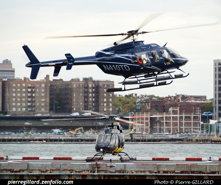 Pierre GILLARD: U.S.A. - Helicopter Flight Services - HeliNY &emdash; 2015-509519